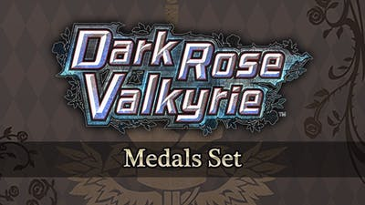 Dark Rose Valkyrie: Medals Set