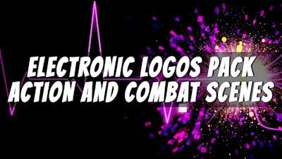 Action & Combat Electronic Logos Pack