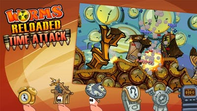 Worms Reloaded: Time Attack Pack DLC