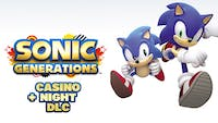 Sonic Generations Collection Game PC w/Casino Night DLC Deals