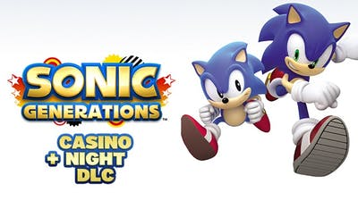 Sonic Generations Collection