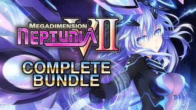 Megadimension Neptunia VII Complete Bundle