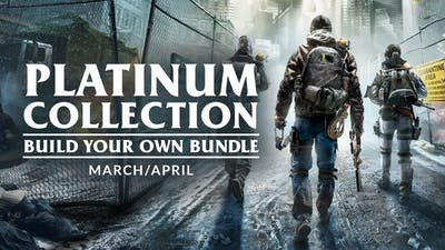 Platinum Collection - Build your own Bundle (March/April)