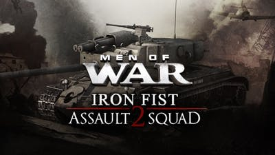 Men of War: Assault Squad 2 - Iron Fist DLC
