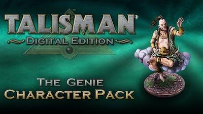 Talisman - Character Pack #4 - Genie - DLC