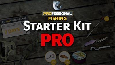 Professional Fishing: Starter Kit Basic - DLC