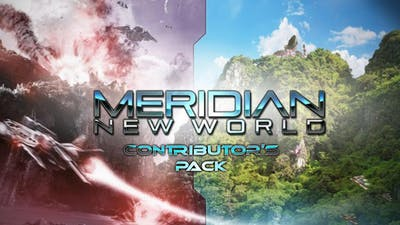 Meridian: New World Contributor Pack