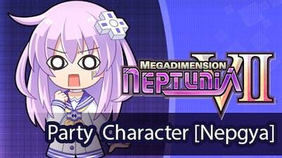 Megadimension Neptunia VII Party Character [Nepgya] DLC