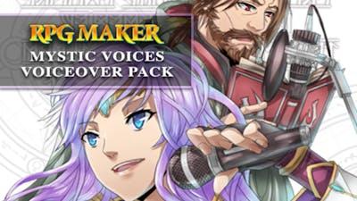 RPG Maker: Mystic Voices Sound Pack