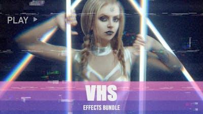 VHS Effects Bundle