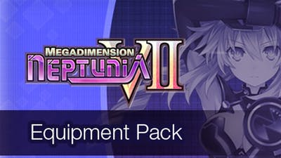 Megadimension Neptunia VII Equipment Pack DLC