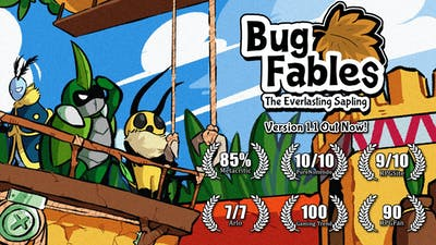 Bug Fables: The Everlasting Sapling