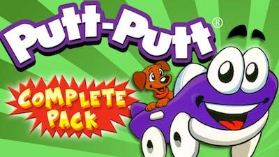 Putt-Putt Complete Pack