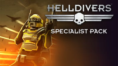 HELLDIVERS - Specialist Pack - DLC