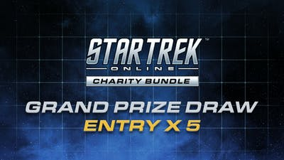 Star Trek Grand Prize Draw x 5
