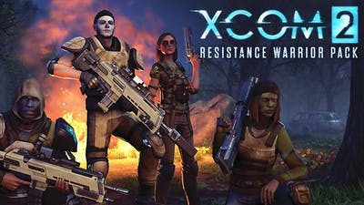 XCOM 2 - Resistance Warrior Pack DLC