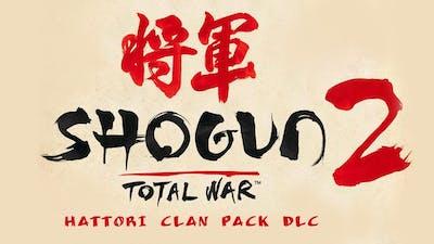 Total War: SHOGUN 2 - The Hattori Clan Pack DLC