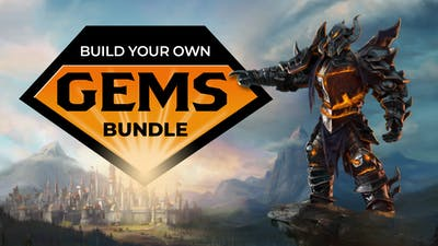 Build your own Gems Bundle
