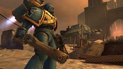 Warhammer 40,000: Space Marine - Golden Relic Chainsword DLC | PC