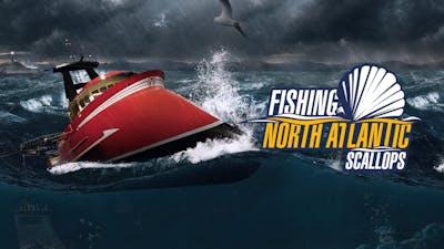Fishing: North Atlantic - Scallops Expansion