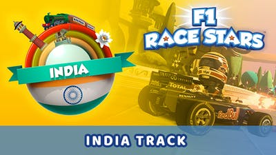 F1 Race Stars - India Track