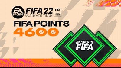 FIFA 22 ULTIMATE TEAM FIFA POINTS 4600