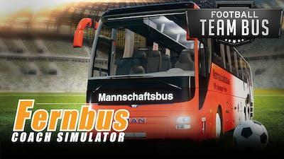 Fernbus Simulator - Fußball Mannschaftsbus - DLC