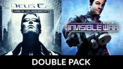 Deus Ex GOTY + Invisible War