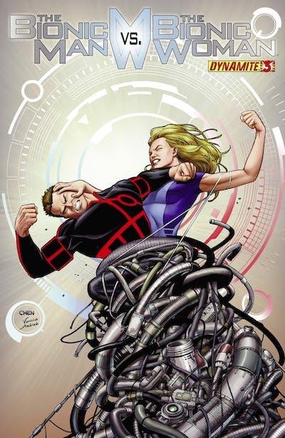 The Bionic Man vs The Bionic Woman #3