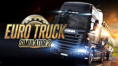 Euro Truck Simulator 2   Linux Mac PC Steam Game   Fanatical