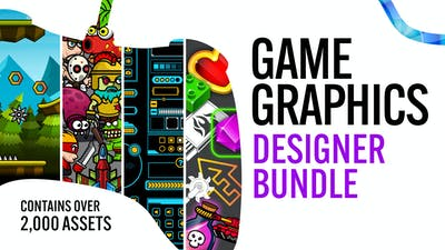 Game Graphics Designer Bundle