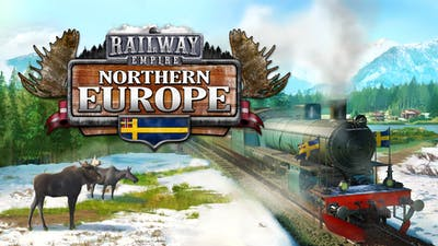 Railway Empire: Northern Europe - DLC