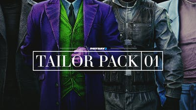 PAYDAY 2: Tailor Pack 1