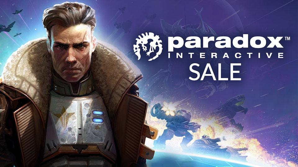 Paradox Interactive Sale