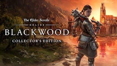 The Elder Scrolls® Online Collection: Blackwood Collectors Edition