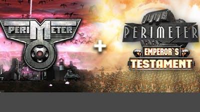 Perimeter + Perimeter: Emperor's Testament - DLC
