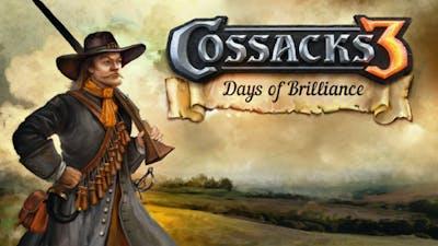 Cossacks 3: Days of Brilliance DLC