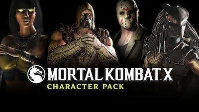 Mortal Kombat X Character Pack Steam Game Bundle Fanatical