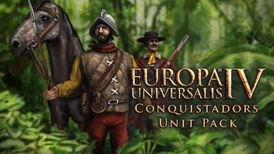 Europa Universalis IV: Conquistadors Unit pack DLC