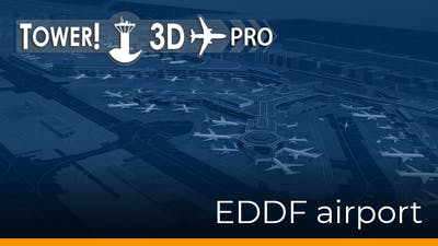 Tower!3D Pro - EDDF airport - DLC