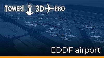 Tower!3D Pro - EDDF airport