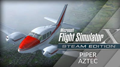 FSX: Steam Edition - Piper Aztec Add-On - DLC