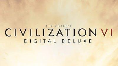 Sid Meier's Civilization VI - Digital Deluxe