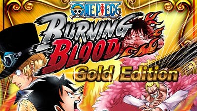 One Piece Burning Blood Gold Pack DLC