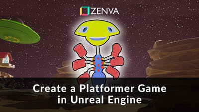 Create a Platformer Game in Unreal Engine