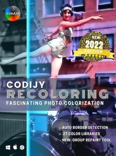 Codijy Recoloring