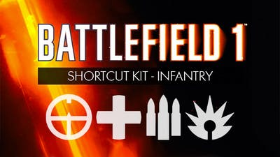 Battlefield 1: Shortcut Kit - Infantry Bundle