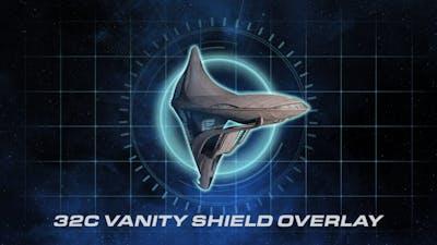 32C Vanity Shield Overlay