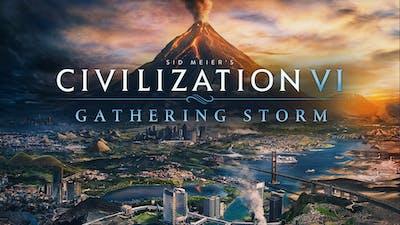 Sid Meier's Civilization VI: Gathering Storm - DLC