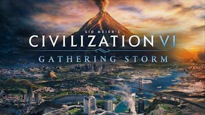 Sid Meier's Civilization VI: Gathering Storm | Linux Mac Steam
